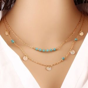 Jewelry - NWT Multi Layer Necklace